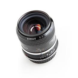 Arriendo de Lente VINTAGE Nikon Nikkor 35mm f2.0