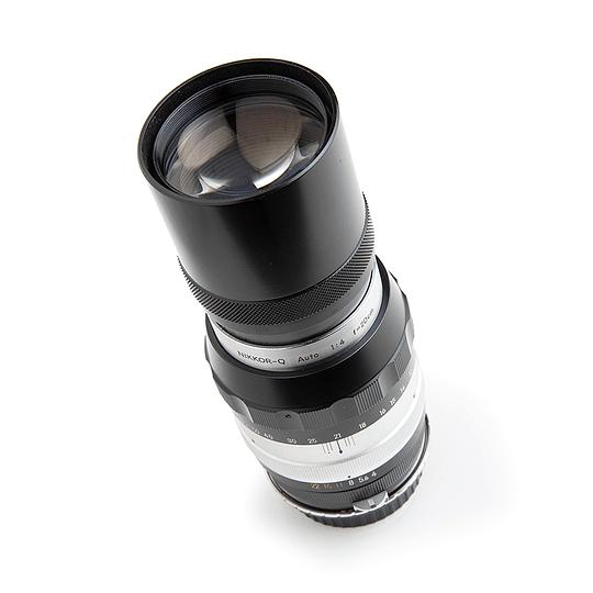 Arriendo de Lente VINTAGE Nikon Nikkor 200mm f4.0
