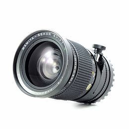Arriendo de lente Mamiya 50 mm f3.5 shift MF