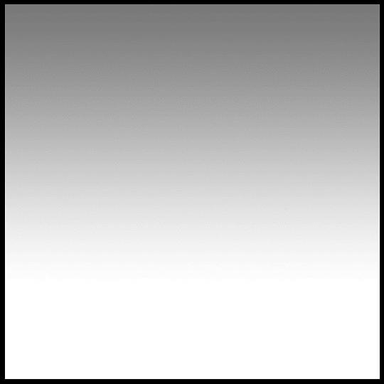 Arriendo de Filtro Camvision 4x4 ND 0.9 de cristal, degradado borde suave