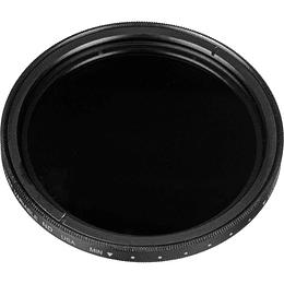 Arriendo de Filtro Tiffen Densidad Neutra Variable 77mm