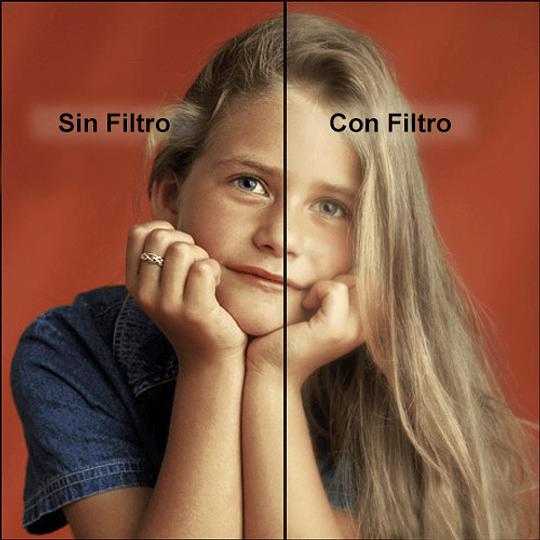 Arriendo de Filtro Tiffen 82mm Soft FX 3 (difusor)