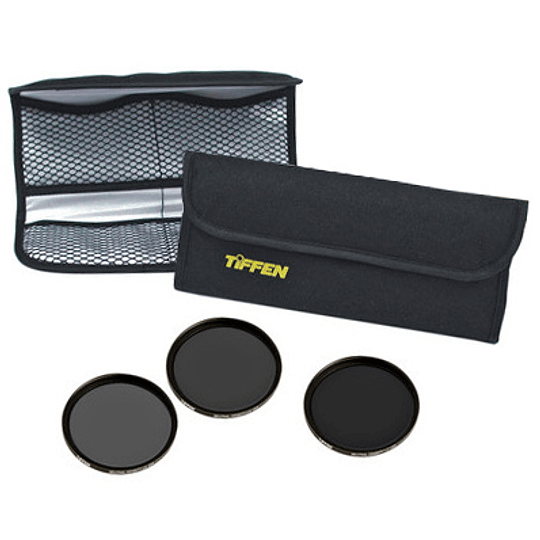 Arriendo de Kit de Filtros Tiffen ND 72mm
