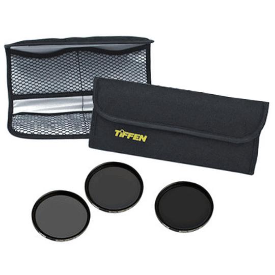 Arriendo de Kit de Filtros Tiffen ND 77mm