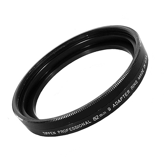 Arriendo de Adaptador 82mm para filtros Serie 9
