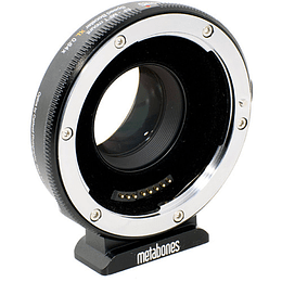 Arriendo de Metabones Speed Booster T XL 0.64 Canon a MFT