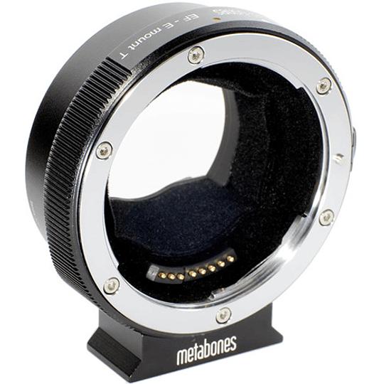 Arriendo de Adaptador Metabones IV Canon EF a Sony E