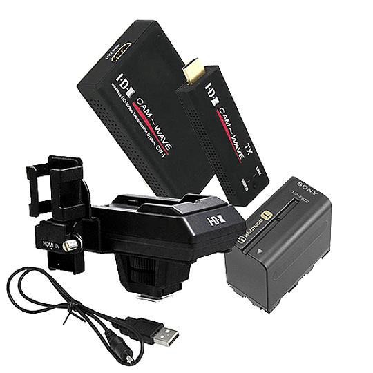 Arriendo de Transmisor/Receptor IDX CW-1 Inalámbrico de Video HDMI