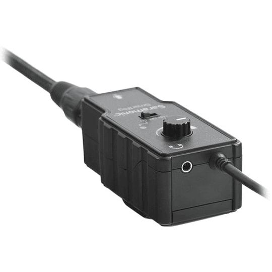 Arriendo Adaptador de Audio Saramonic SmartRig para teléfono