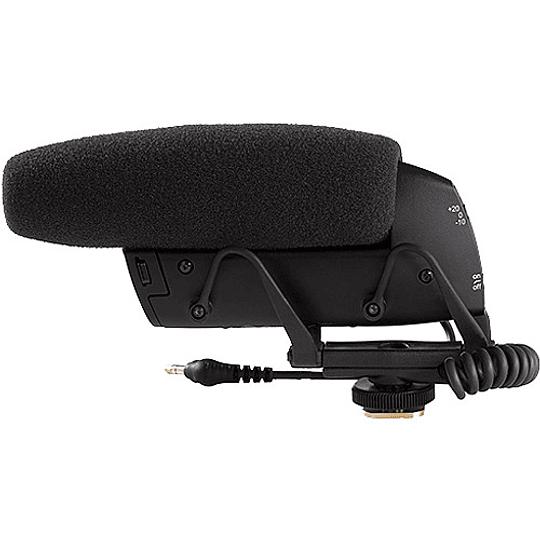Arriendo de Micrófono Direccional para cámara Shure VP83