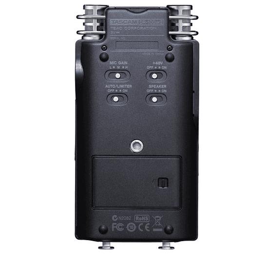Arriendo de Grabador Tascam DR-100 Mk II
