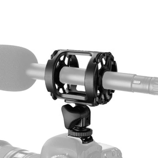Arriendo de Suspensión para Micrófono (shock mount) Rode SM-3
