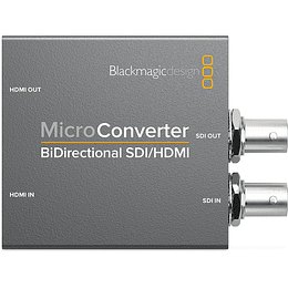 Arriendo de Conversor SDI-HDMI Bidireccional BlackMagic
