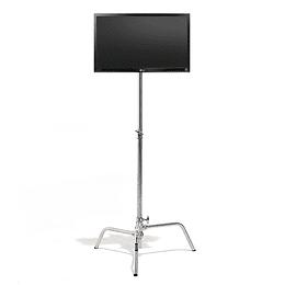 """Arriendo de Monitor Cliente LG 22"""" HDMI con c-stand"""