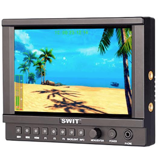 Arriendo de Monitor de Campo SWIT 7