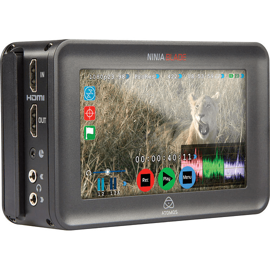 Arriendo de monitor grabador Atomos Ninja Blade ( HDMI ), 5
