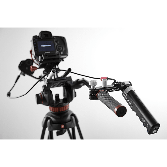Arriendo de Follow Focus Ikan PDL remote con control por cable