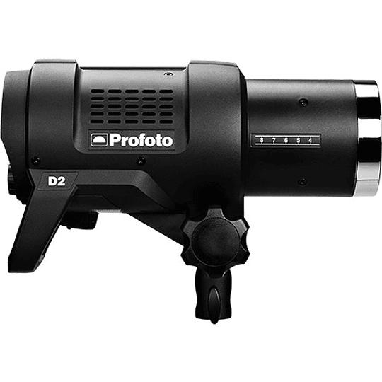 Arriendo de Flash Profoto D2 500 w/s (solo unidad)