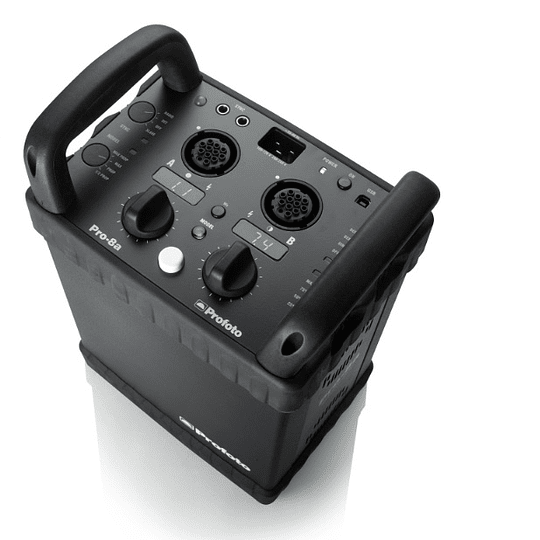 Arriendo de Generador Profoto Pro8A 2400 w/s (sin cabezal)
