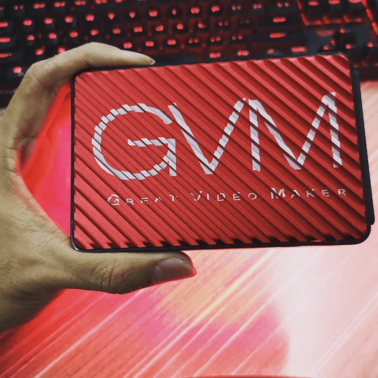 Arriendo de Unidad Led RGB GVM RGB7S