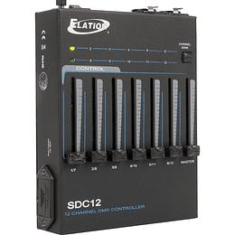 Arriendo de Controlador DMX Elation SDC12 12 canales