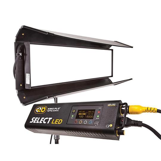 Arriendo de Unidad Soft Led Kino Flo Select 30 DMX RGB con trípode