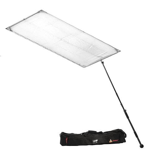 Arriendo de Difusor Chimera Pro Panel 42x72 con tela y Boom Lite Reach (100x180cm)