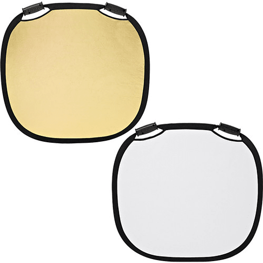 Arriendo de Reflector Plegable Profoto Blanco/Dorado L 120cm