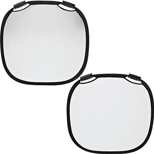 Arriendo de Reflector Plegable Profoto Blanco/Plata L 120cm