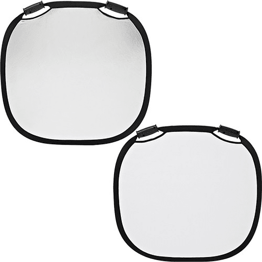 Arriendo de Reflector Plegable Profoto Blanco/Plata M 84cm