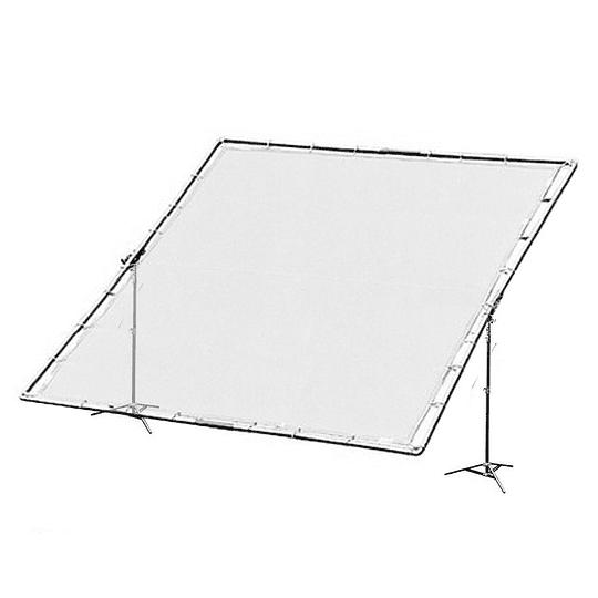 Arriendo de Tamizador Avenger 20x20 (6x6mt) con tela difusora y trípodes