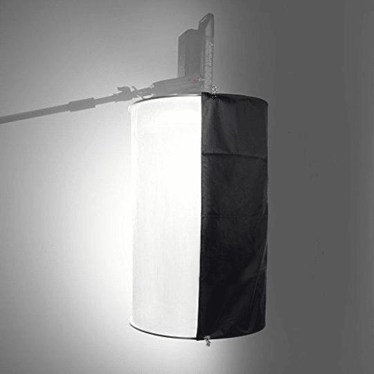 Arriendo de Softbox Neewer Cilindrico (Space Light)