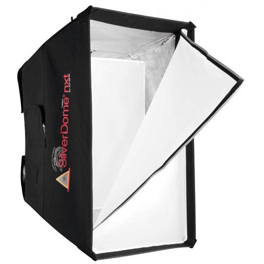 Arriendo de Softbox Photoflex NXT (Silver Dome L) 90x120cm (hasta 3000w)
