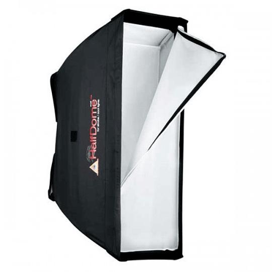 Arriendo de Softbox Photoflex Strip (Halfdome S) 25x90cm