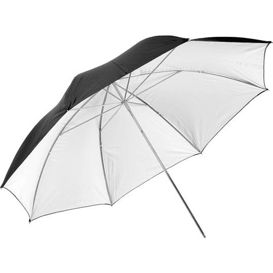 Arriendo de Paraguas Elinchrom Blanco Opaco 100cm