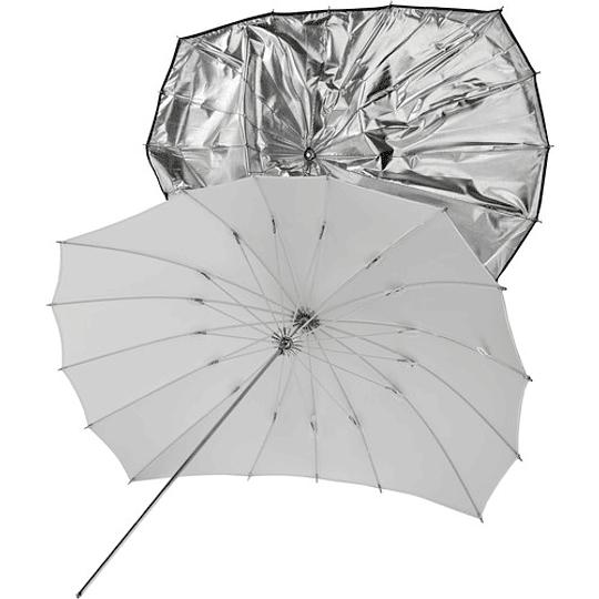 Arriendo de Paraguas Angler Parabólico Panorámico 60