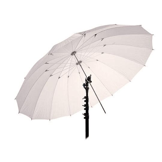 Arriendo Paraguas Photoflex Translucido 72