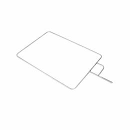 Arriendo de Marco de bandera de 90 x 75 cm, sin tela