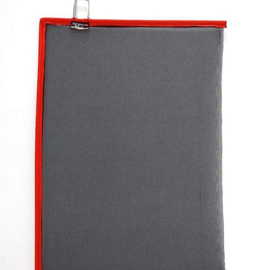 Arriendo de Bandera 60x90cm Negra Double Net