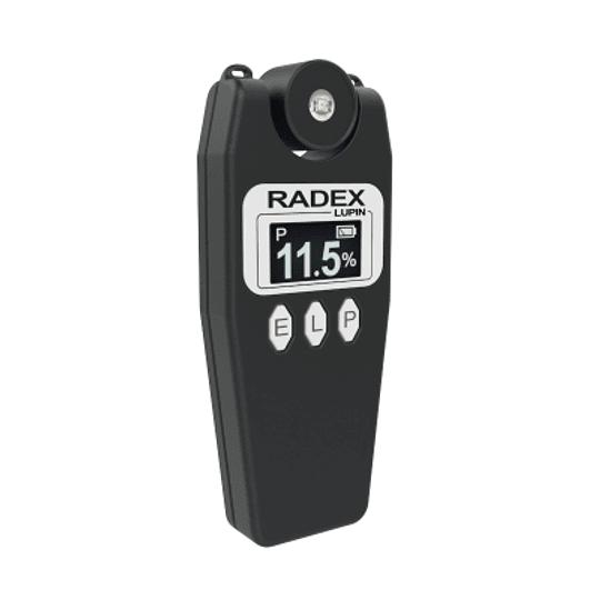Arriendo de Luxómetro y Flicker Meter Radex Lupin