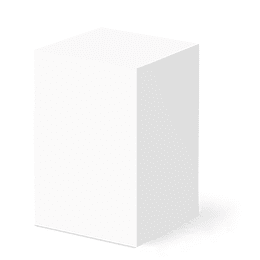 Arriendo de Cubo de Madera 75x40x40 cm