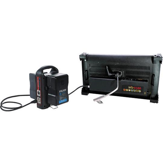 Arriendo de Fuente de Poder Dual Fxlion para V-Mount, sin batería
