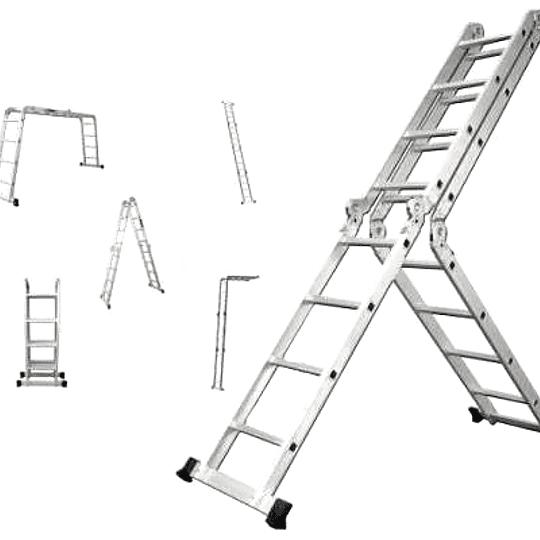 Arriendo de Escalera Plegable Multifunción