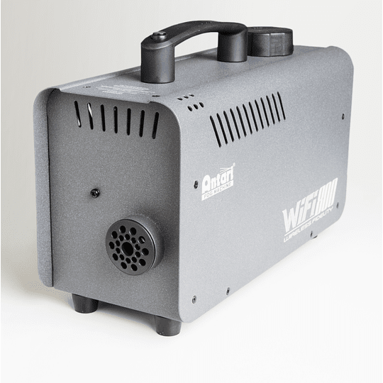 Arriendo de Máquina de Humo Antari 800 Wi-Fi