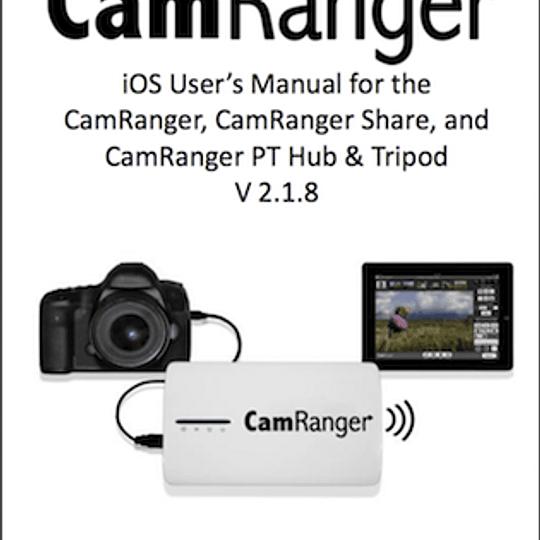 Manual CamRanger
