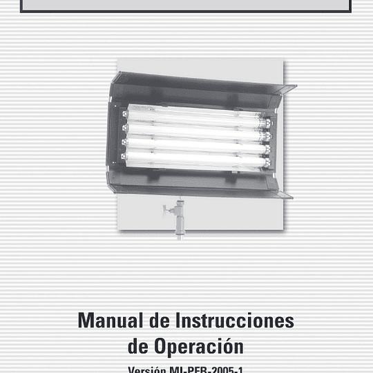 Manual de Power Flo DExel