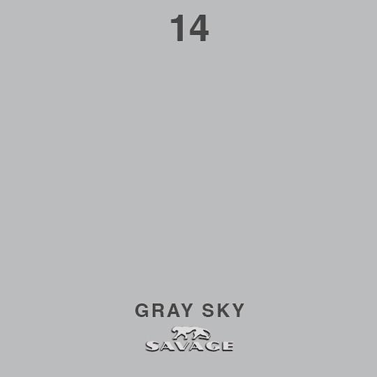 VENTA: Savage Fondo de Papel GRIS GRAY SKY COD: SAV14