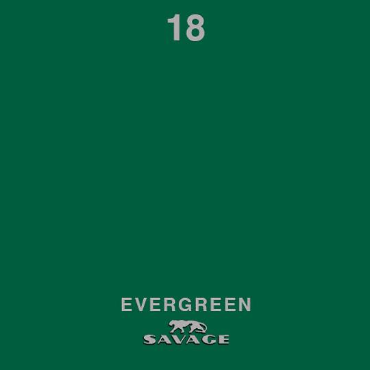 VENTA: Savage Fondo de Papel Verde EVERGREEN COD: SAV18