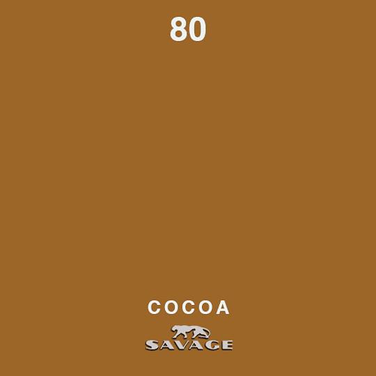 VENTA: Savage Fondo de Papel COCOA, COD: SAV80