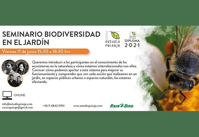 Seminario Biodiversidad